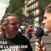 Messe pour Johnny Hallyday : la frustration de certains fans bloqués à l'extérieur de la Madeleine