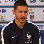 Lucas Hernandez : « notre objectif à tous [...] c'est de gagner cette Coupe du monde »