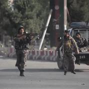 Attentat à Kaboul, un nouveau bilan fait état de 23 morts et 107 blessés