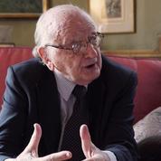 Georges Berthoin: « L'Europe doit s'inspirer de la solidarité des bleus »