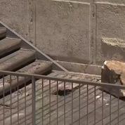 Jérusalem : une pierre de 100 kilos se décroche du Mur des Lamentations