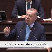 «Israël est le pays le plus fasciste et raciste au monde» (Erdogan)