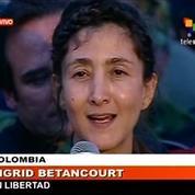 Il y a 10 ans Ingrid Betancourt était libérée