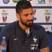 Giroud « serait fier de pouvoir montrer à Titi (Thierry Henry ) qu'il a choisi le mauvais camp »