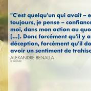 Alexandre Benalla sort enfin du silence