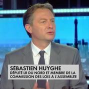 Sébastien Huyghe « Il faut que le président s'exprime »