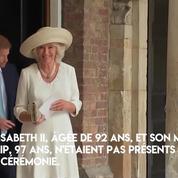 Baptême du prince Louis : la reine Elisabeth II absente