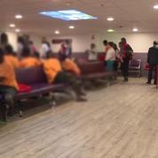Migrants : Arrivée de 52 réfugiés du Lifeline, en France
