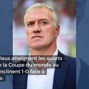 Didier Deschamps : 1998-2018