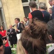 Discours d'Emmanuel Macron dans l'affaire Benalla en intégralité