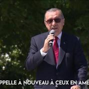 «Honte à vous» : Erdogan veut défendre la monnaie turque face aux États-Unis