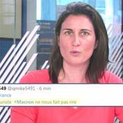 VOTRE AVIS - «L'humoriste Macron ne nous fait pas rire»