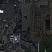 Londres : une caméra de surveillance a filmé l'attaque