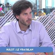 Focus-«Le bilan de Nicolas Hulot est globalement un échec.»