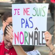 Enfants homosexuels : manifestation contre les propos du pape à Paris
