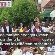 58e édition du festival de trompette à Guca