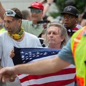 Un an après Charlottesville : le flop du rassemblement de néonazis à Washington