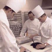 En 1996, Joël Robuchon préparait le dîner d'anniversaire de la ville de Jérusalem