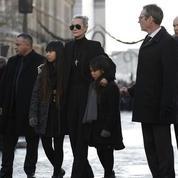 Laeticia Hallyday craint pour sa sécurité à Paris