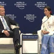 Birmanie : Suu Kyi défend l'emprisonnement des journalistes de Reuters