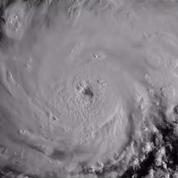 Les images de l'ouragan Florence qui menace les États-Unis