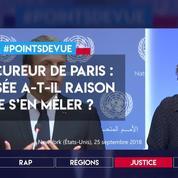 Procureur de Paris : le pouvoir politique doit-il s'en mêler ?