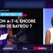 Macron a-t-il besoin de Bayrou ?