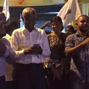 Ibrahim Mohamed Solih devient le nouveau président des Maldives