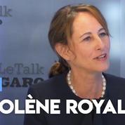 Ségolène Royal : sur le prélèvement à la source, «il vaut mieux savoir reculer que de foncer tête baissée»
