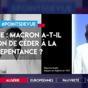 Algérie, torture : Macron cède-t-il à la repentance ?