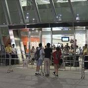 Ouverture de la ligne ferroviaire entre Hong Kong et la Chine