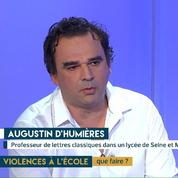 Augustin d'Humières :
