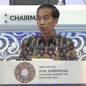 Lors d'un sommet au FMI, le président indonésien cite Games of Thrones
