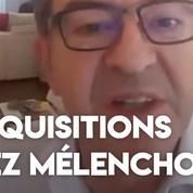 Perquisition chez Jean-Luc Mélenchon : « Ma personne est sacrée »