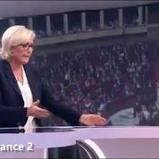 Marine Le Pen : «Il n'y a toujours pas de ministre de l'Intérieur alors que l'insécurité est de plus en plus catastrophique»