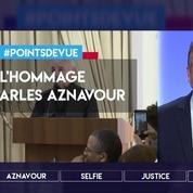 Que retiendrez-vous de Charles Aznavour ?