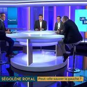 Ségolène Royal : peut-elle sauver la gauche ? Nos décrypteurs débattent.