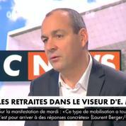 Retraites : Laurent Berger (CFDT) appelle à une réforme non punitive