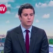 Gabriel Attal sur J-L Mélenchon : «J'ai vu des images qui choquent, quand on est responsable politique, on ne peut pas dire ça !»