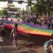 Taïwan : une gay pride pour soutenir le mariage pour tous