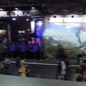 Visite de la Paris Games Week 2018