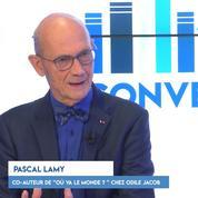 Pascal Lamy : « Un jour les Américains devront payer pour les dettes supplémentaires de Trump »