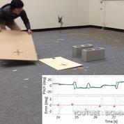 Des chercheurs développent un robot sauteur à un pied