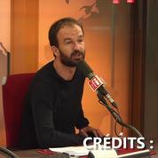 Manuel Bompard : «Je ne sais pas quelles pièces ont été saisies au siège de LFI.»