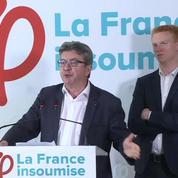 Siège LFI: Mélenchon demande «l'annulation des perquisitions»
