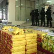 La police thaïlandaise saisit 22 millions de pilules de méthamphétamine