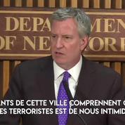 Colis piégés aux États-Unis : « C'est absolument du terrorisme » pour le maire de New York