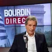 Jean-Jacques Bourdin menace d'abandonner la télévision