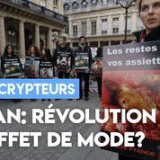 Vegan: révolution ou effet de mode?