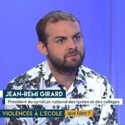 Jean-Rémi Girard :